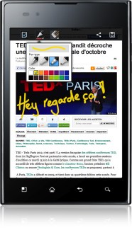 Test du LG Optimus Vu