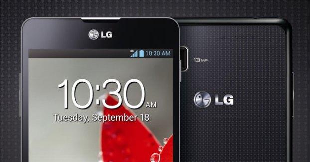 LG se pencherait déjà sur le LG Optimus G2