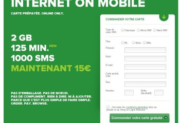 Mobistar Internet On Mobile: Les Vikings n'ont qu'à bien se tenir !