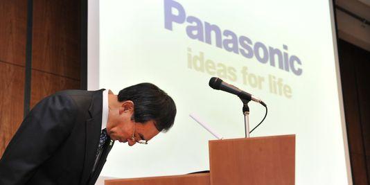 Panasonic : des résultats financiers désastreux et un retrait de l'Europe confirmé
