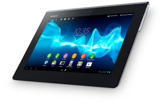 Test de la Sony Xperia Tablet S