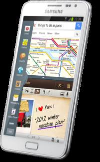 Galaxy Note : Samsung confirme que la Premium Suite comportera le multi-fenêtres