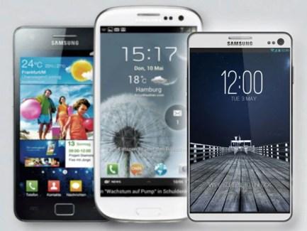Samsung Galaxy S4 : débarquement en avril 2013 ?