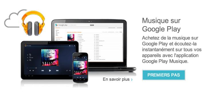 Après l'Europe, la fonctionnalité «iTunes Match» de Google Music est disponible aux Etats-Unis
