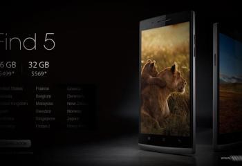 Finalement, le Oppo Find 5 sortira en Europe !