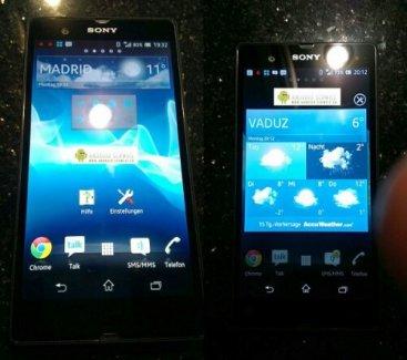Le Sony Yuga (C660X) devrait être nommé Xperia Z
