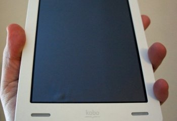 Test de la Kobo Arc by Fnac