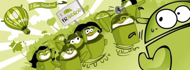 FrAndroid Forum #14 :  des jeux, des dongles, des thèmes, un M7 et Jelly Bean