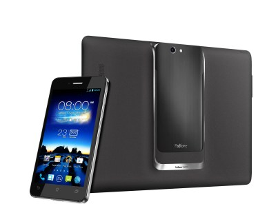 Asus annonce Padfone Infinity, la troisième génération de son concept hybride