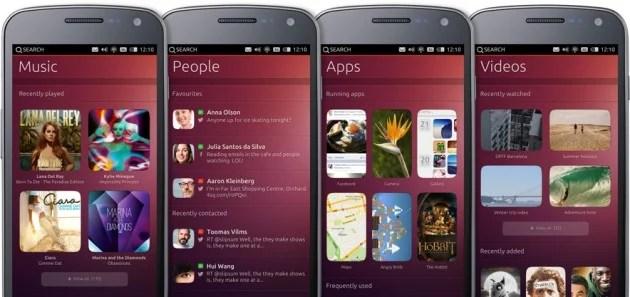 Ubuntu for Phones est disponible en beta test (Galaxy Nexus, Nexus 4, Nexus 7 et Nexus 10)