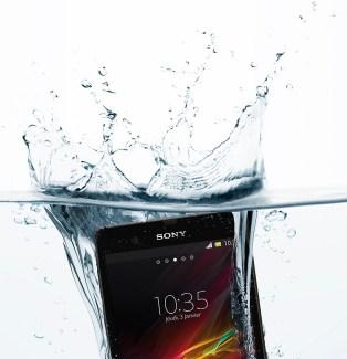 Une vidéo en immersion du Sony Xperia Z