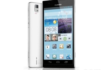 Huawei Ascend P2 Mini, une alternative milieu de gamme à l'Ascend P2