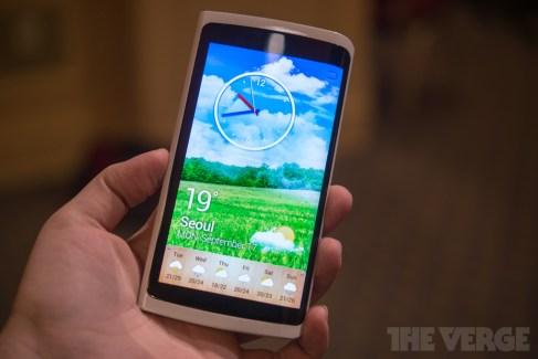 Samsung Galaxy Note 3 : une version avec écran flexible dès le mois d'octobre ?