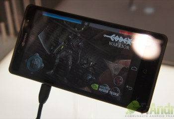 Interview de NVIDIA : Project Shield, Tegra 4i et Phoenix
