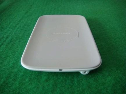 Le chargeur sans fil Samsung se dévoile