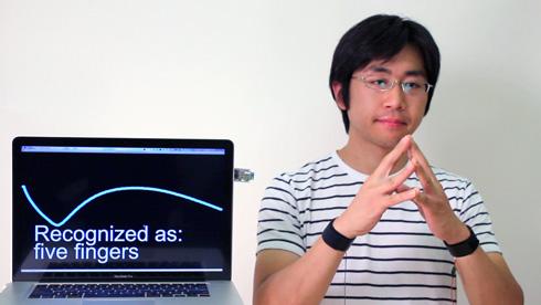 « Touché » : une technologie tactile développée par Disney