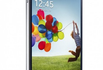 Les photos officielles du Samsung Galaxy S4