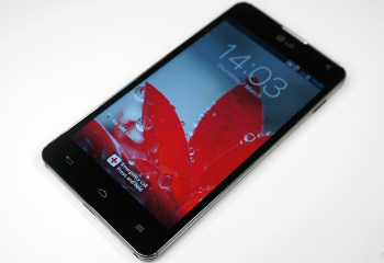 Test du LG Optimus G sous Android