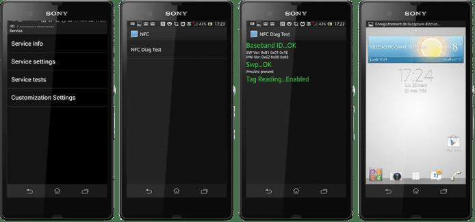 Une faille dans le Sony Xperia Z permet de déverrouiller le téléphone sans rentrer la sécurité