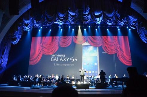 Toutes les fonctionnalités logicielles du Galaxy S4 présentées durant le Samsung Unpacked
