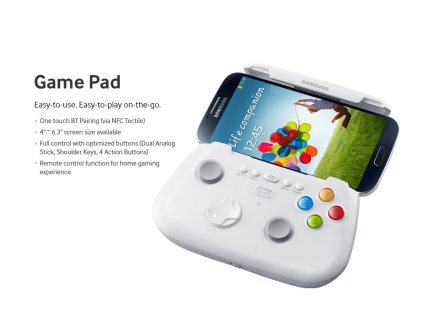 Les premiers prix officiels des accessoires du Samsung Galaxy S4