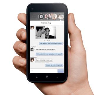 Facebook Messenger intègre 'Chat Heads'