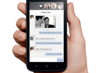 Facebook Messenger intègre 'Chat Heads'