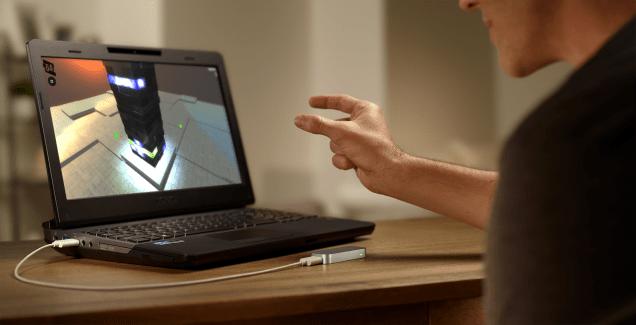 Leap Motion : Une commande numérique qui obéit aux gestes de la main