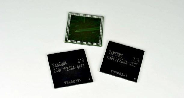 Les Galaxy Note 3 et Optimus G2 avec 3 Go de RAM ?