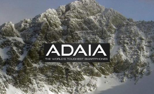 Adaia : un smartphone Android à plus de 1 000 euros en partenariat avec BMW