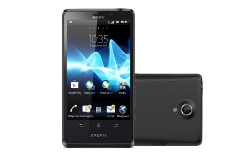 SFR : Android 4.1.2 arrive sur le Xperia T le 8 juillet
