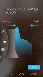 Moto X : un smartphone tourné vers la photo avec une interface dédiée
