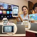 LG lance une tablette Samsung nommée Homeboy