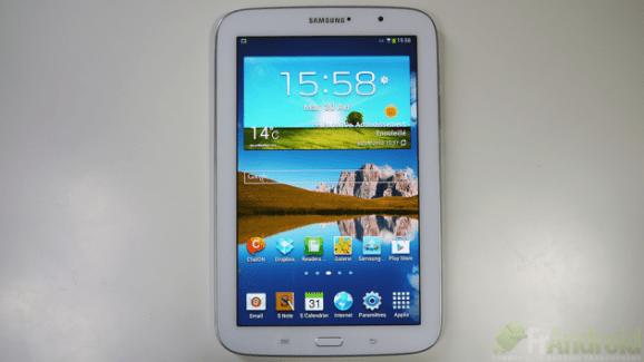 Android 4.2.2 arrive sur la Samsung Galaxy Note 8.0 3G