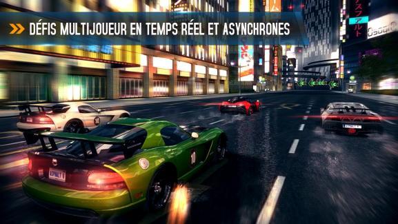 Asphalt 8: Airborne, le jeu de course de Gameloft est arrivé sur le Play Store