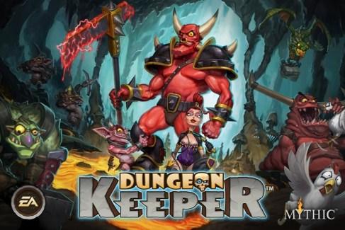 Electronic Arts : « avec Dungeon Keeper, je pense que nous avons peut-être un peu trop innové »