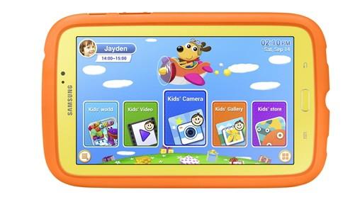 Samsung Galaxy Tab 3 Kids : une tablette de 7 pouces destinée aux enfants