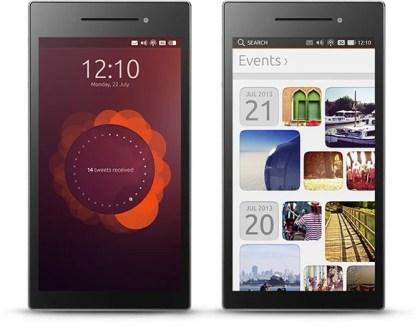 La première version d'Ubuntu Touch, la 13.10, est désormais officielle