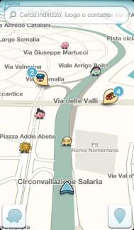 Waze : nouvelle mise à jour et intégration de Google Search