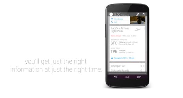 Un concept d'Android 5.0 en vidéo