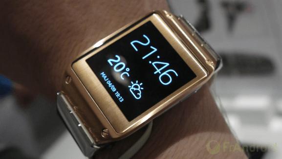 Samsung préparerait-il une Galaxy Gear 2 pour janvier ?