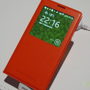 Prise en main du Samsung Galaxy Note 3