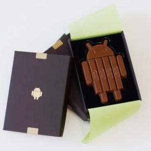 Android 4.4 KitKat pourrait être lancé le 14 octobre