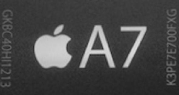 Le processeur de l'iPhone 5S fabriqué par Samsung