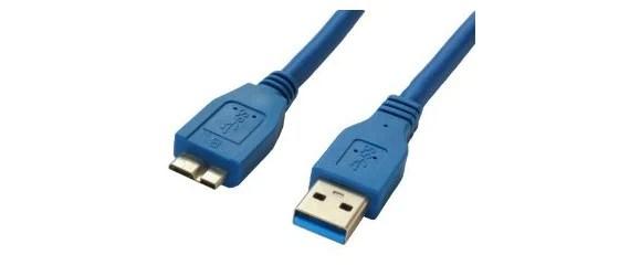 Le micro-USB 3.0 est arrivé !