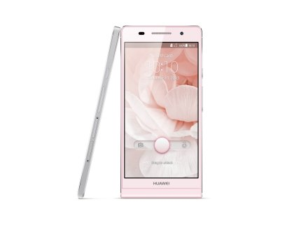 Le Huawei Ascend P6 version rose arrive avec des réductions