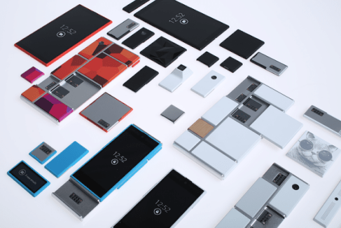 Project Ara : Motorola va collaborer avec Phonebloks pour créer le smartphone modulable