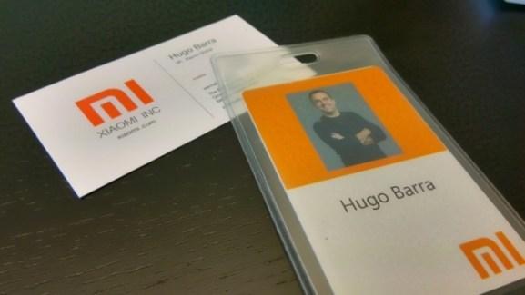 Hugo Barra : «L'iPhone 6 est le plus beau smartphone jamais fabriqué»