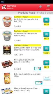 Auchan Drive : faites vos courses depuis votre mobile
