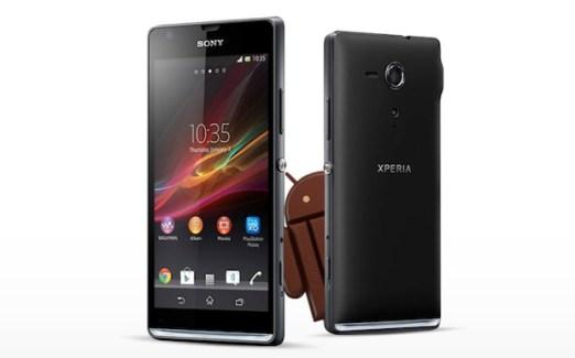 Sony : Android 4.4 est confirmé sur Xperia SP, et peut-être sur Xperia T, TX, V et ZR